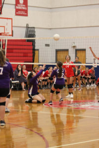 AMS VB Opens Season Against MMS With a Sweep 8-12-19 by David-19