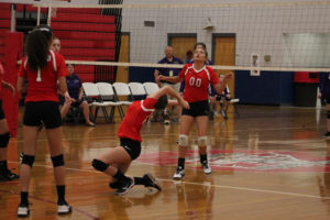 AMS VB Opens Season Against MMS With a Sweep 8-12-19 by David-21