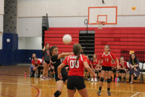 AMS VB Opens Season Against MMS With a Sweep 8-12-19 by David-23
