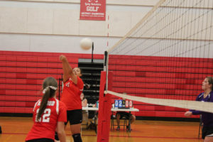 AMS VB Opens Season Against MMS With a Sweep 8-12-19 by David-24