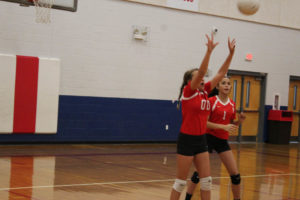 AMS VB Opens Season Against MMS With a Sweep 8-12-19 by David-42
