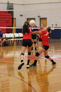 AMS VB Opens Season Against MMS With a Sweep 8-12-19 by David-43