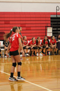 AMS VB Opens Season Against MMS With a Sweep 8-12-19 by David-46