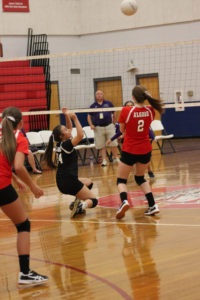 AMS VB Opens Season Against MMS With a Sweep 8-12-19 by David-47