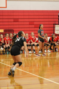 AMS VB Opens Season Against MMS With a Sweep 8-12-19 by David-49