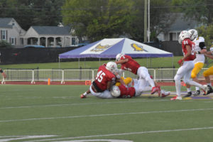 CHS Football vs UHS 8-24-19 by Lance-17