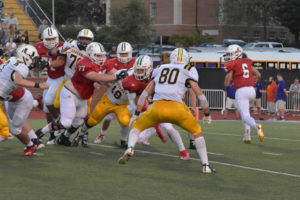 CHS Football vs UHS 8-24-19 by Lance-23