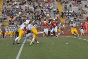 CHS Football vs UHS 8-24-19 by Lance-34