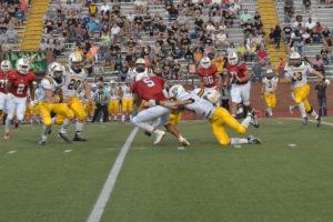 CHS Football vs UHS 8-24-19 by Lance-35