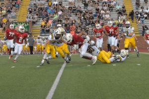 CHS Football vs UHS 8-24-19 by Lance-36