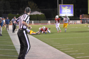 CHS Football vs UHS 8-24-19 by Lance-77