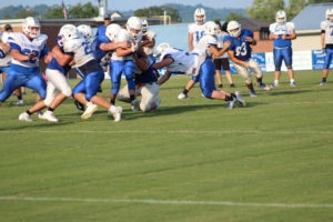 LA Football Scrimmages GHS 8-9-19 by David-56