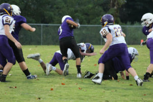 MMS Football Falls to Fentress County 8-20-19-11