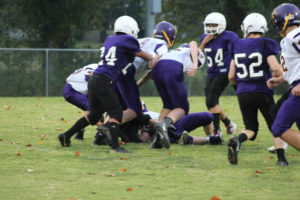 MMS Football Falls to Fentress County 8-20-19-12