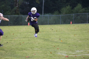 MMS Football Falls to Fentress County 8-20-19-14