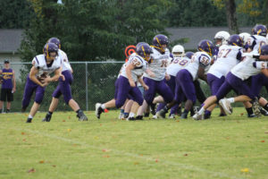 MMS Football Falls to Fentress County 8-20-19-19