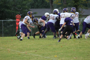 MMS Football Falls to Fentress County 8-20-19-20