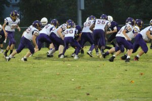 MMS Football Falls to Fentress County 8-20-19-22