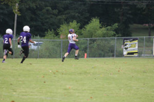 MMS Football Falls to Fentress County 8-20-19-23