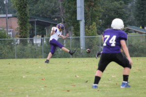 MMS Football Falls to Fentress County 8-20-19-3