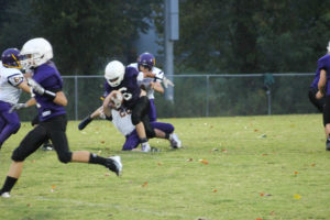 MMS Football Falls to Fentress County 8-20-19-31