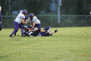 MMS Football Falls to Fentress County 8-20-19-32