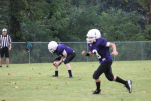 MMS Football Falls to Fentress County 8-20-19-36