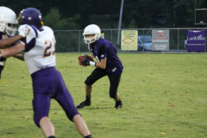 MMS Football Falls to Fentress County 8-20-19-39