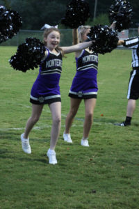 MMS Football Falls to Fentress County 8-20-19-43