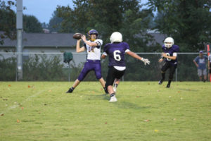 MMS Football Falls to Fentress County 8-20-19-44