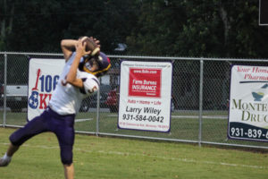 MMS Football Falls to Fentress County 8-20-19-46