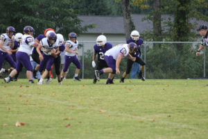 MMS Football Falls to Fentress County 8-20-19-5