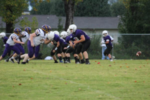 MMS Football Falls to Fentress County 8-20-19-50