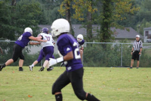 MMS Football Falls to Fentress County 8-20-19-51