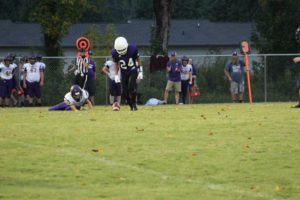 MMS Football Falls to Fentress County 8-20-19-54