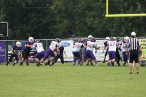 MMS Football Falls to Fentress County 8-20-19-55