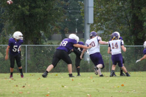 MMS Football Falls to Fentress County 8-20-19-58