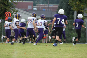 MMS Football Falls to Fentress County 8-20-19-59