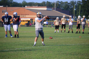 UHS FB Scrimmage vs JCHS 8-6-18 by Melissa-27