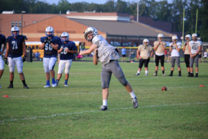 UHS FB Scrimmage vs JCHS 8-6-18 by Melissa-30
