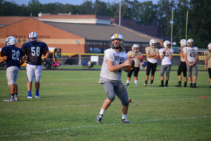 UHS FB Scrimmage vs JCHS 8-6-18 by Melissa-37