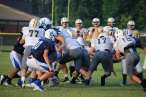 UHS FB Scrimmage vs JCHS 8-6-18 by Melissa-40