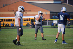 UHS FB Scrimmage vs JCHS 8-6-18 by Melissa-43