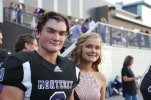 MHS FB Homecoming vs Pickett Co 9-20-19 by Veronica-21