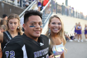 MHS FB Homecoming vs Pickett Co 9-20-19 by Veronica-22