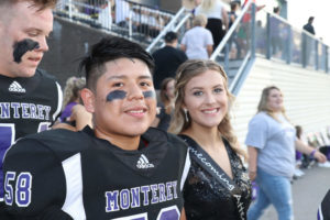 MHS FB Homecoming vs Pickett Co 9-20-19 by Veronica-23