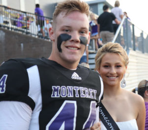 MHS FB Homecoming vs Pickett Co 9-20-19 by Veronica-24