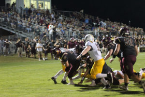 UHS FB vs Cannon Co 9-20-19 by David-11