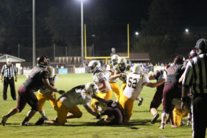 UHS FB vs Cannon Co 9-20-19 by David-6