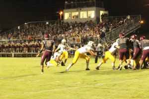 UHS FB vs Cannon Co 9-20-19 by David-66